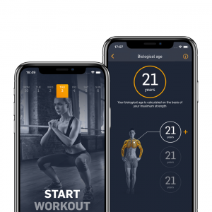 PEQ Invest - CL Fitness EGYM