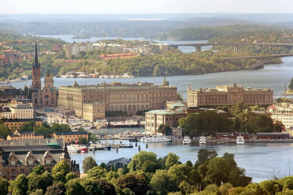 Stockholm City - Impact investment